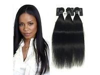 Hair Extension, Weaves, Indian hair, Brazilian, Peruvian hair, Lace front closure sale in Liverpool