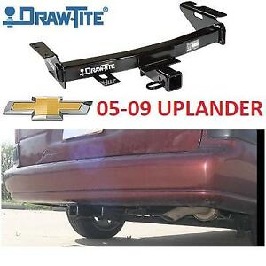 NEW DRAWTITE TRAILER HITCH RECEIVER 75278 231074253 MAX FRAME CLASS III 2'' SQUARE