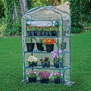 WANTED-MINI GREENHOUSE 4-Tier with Cover (free) I will pickup