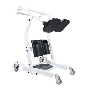 LUMEX LF 1600 SIT TO STAND PATIENT TRANSFER AID (USED)
