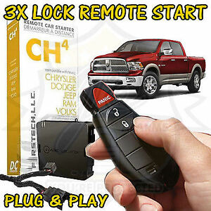 REMOTE START  VEHICLE  USING YOUR OEM REMOTE