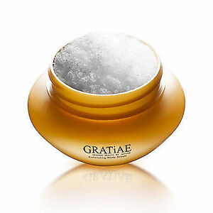 NEW Gratiae Exfoliating Body Scrub, Passion Fruit + Lime, New