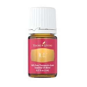 FREE Young Living R.C. essential oil ~ welcome gift!!