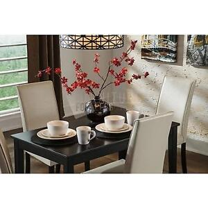 Dining Tables and Sets from  Ashley - Kimonte Set - Best Prices!