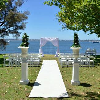 Wedding Ceremony Chair Hire - FREE delivery & collection