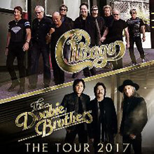 They won't leave you now-CHICAGO & THE DOOBIE BROTHERS-FLOORS