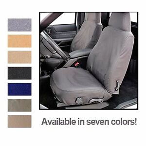 05 to 08 TOYOTA TACOMA FRONT SEAT COVERS GREY