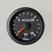 Diesel Turbo Boost Gauge