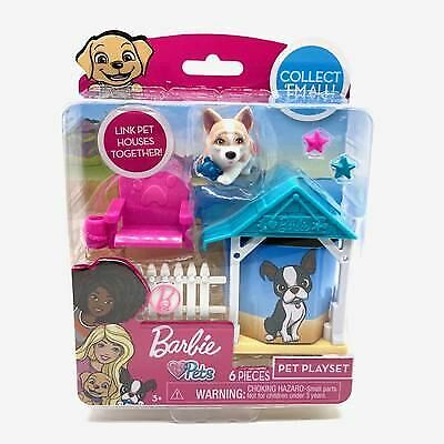 Barbie Pets Pup With Doggie Beach House