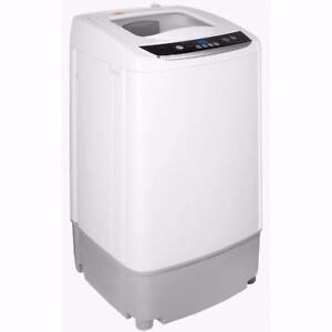Insignia 0.9 Cu. Ft. Portable Washer White Model #: NS-TWM09WH7-C *NEW*