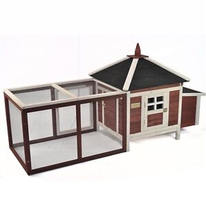 CHICKEN COOP PULTRY HUTCH FOR SALE