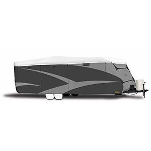 """ADCO Travel Trailer cover All Climates/Wind 31'7"""" to 34'"""