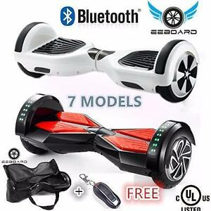 Hoverboard Eboard Segway Blance Scooter CERTIFIER UL-SAC-GARANTIE -Meilleure VALEUR!! -TAXES IN!!