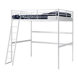 Ikea Svarta single loft beds [2 available]