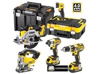 Dewalt set brand new never used
