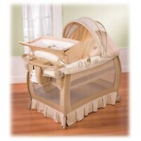 Play Yard by Summer Infant in Beige, like NEW