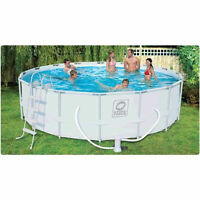 18 ft Hydro-Force Round Frame Pool