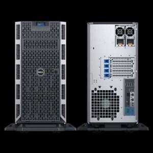 Dell PowerEdge Server T330 TOWER SERVER QC 3.6Ghz CPU E3-1270 v5 64 GB PC4-2400T DDR4 RAM - BRAND NEW