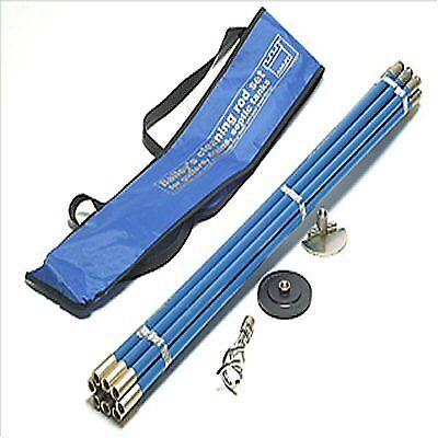 Bailey 5431 Drain Rod Set In a Blue Bag