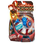Iron Man Captain America Armor
