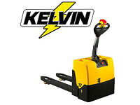 Kelvin KPM Mini Power Pallet Truck £20 Per Week or £2900
