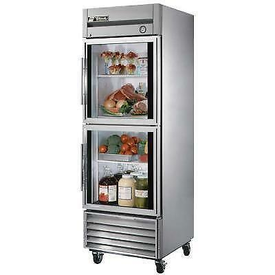 True 2 Door Refrigerator Ebay