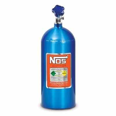 ALL MAKES FORD DODGE CHEVY NOS 10LB ELECTRIC BLUE NITROUS BOTTLE