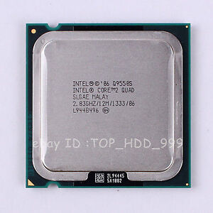 Inte Quad Core CPU 2.83ghz ( Radeon HD 5770) Package