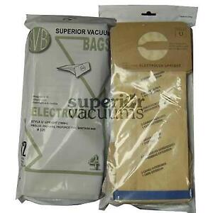 Paper Bag Upright Discovery Loose 100 Pack