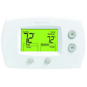 Honeywell TH5220D1011 Non-Programmable Digital Thermostat