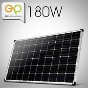 180W Solar Panel
