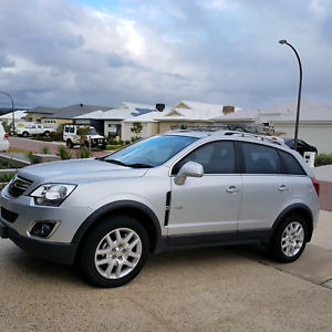 2012 Holden Captiva CG Series II 5, 6 Speed Sports Automatic Byford Serpentine Area Preview