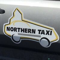 TAXI DRIVERS WANTED IN TIMMINS - SIGN ON BONUS AVAILABLE
