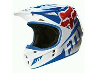 Fox mx enduro helmet new l