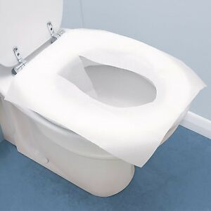 Germ Free Toilet Seat Liners-BIODEGRADABLE-Carry Everywhere