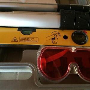 Laser sur trépied