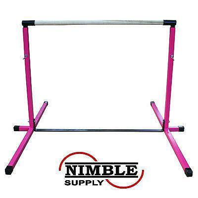 Adjustable Gymnastics Bar Ebay