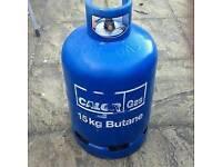 Calor Gas Butane 15kg Gas Bottle Empty