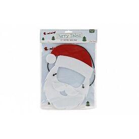 Santa mask - £5.50 Plus P&P