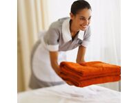 Housekeeping Staff for Hotel in Romford