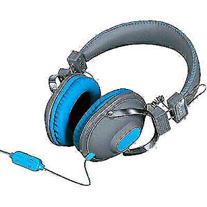 isound HM-260 dynamic stereo headphones