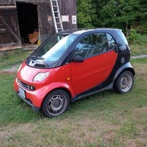 2005 Smart Fortwo -- Certified & E-Tested