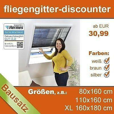 fliegengitter dachfenster ebay. Black Bedroom Furniture Sets. Home Design Ideas