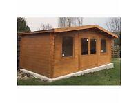 Lillevilla Log Cabin 125
