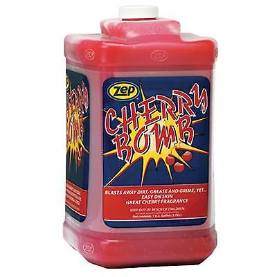 ZEP 95124 Cherry Bomb Hand Soap, 1 Gallon, 4-Pack