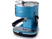 DeLonghi Icona ECO310 B Azure Blue Espresso/Coffee Machine