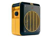 Dimplex jcb3uf heavy duty 3 kw fan heater