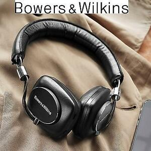 NEW BOWERS  WILKINS HEADPHONES P5 189441649 WIRELESS BLACK