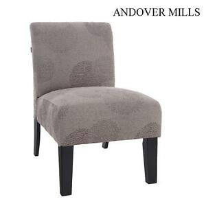 NEW* ANDOVER MILLS SLIPPER CHAIR GREY 108558757