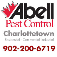 Guaranteed Pest Control Services for Charlottetown/902-200-6719